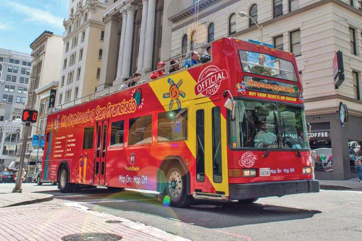 Hop On Hop Off Bus Tour - 2 days