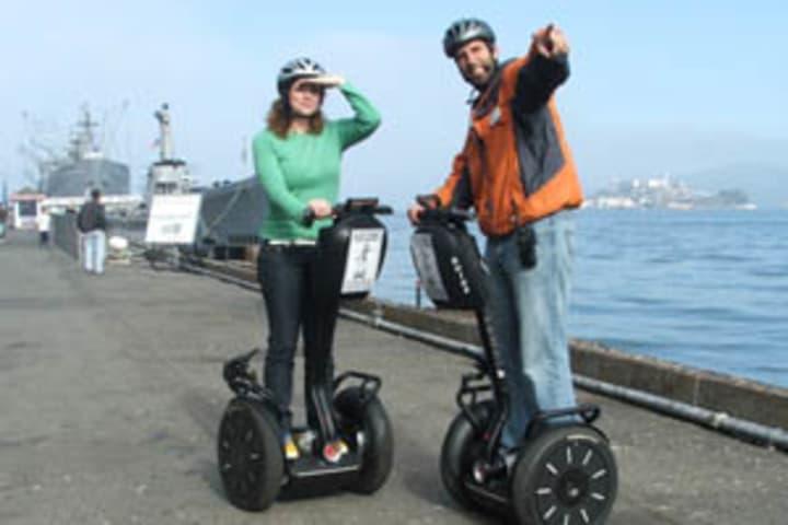 Waterfront Mini Segway Tour