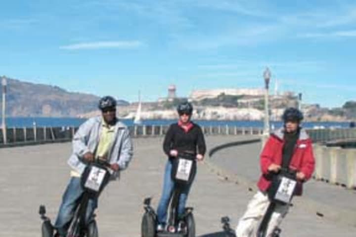 Waterfront & North Beach Segway Tour