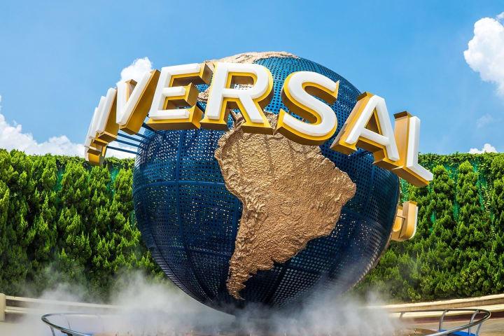 Universal Theme Park Express
