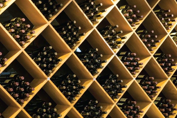 Wine cellar kccazq