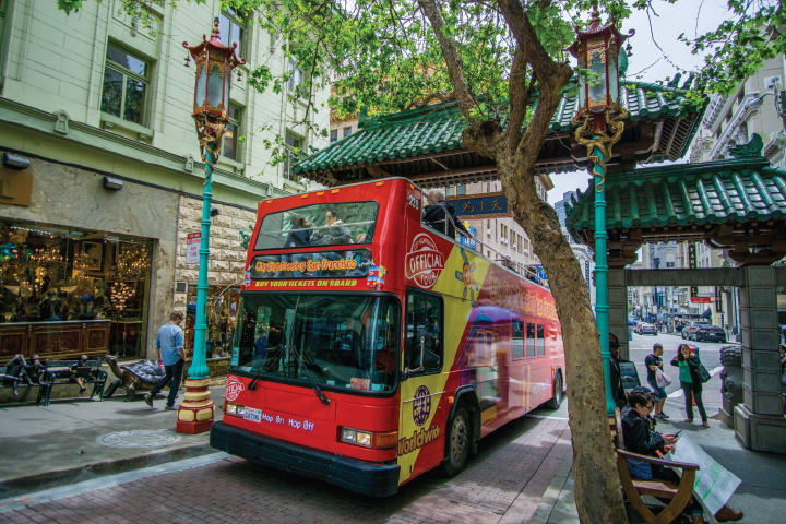 Bus chinatowngate hqqu89