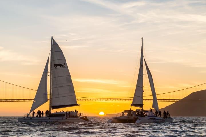 Sunset Sailing Cruise