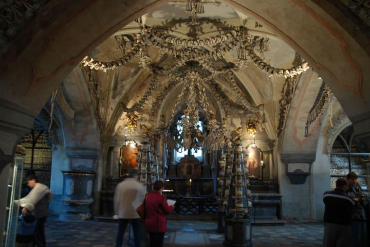 Kutna Hora & Bone Chapel
