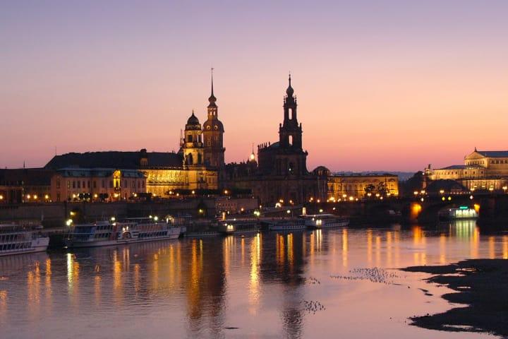 ДРЕЗДЕН (Dresden Russian)