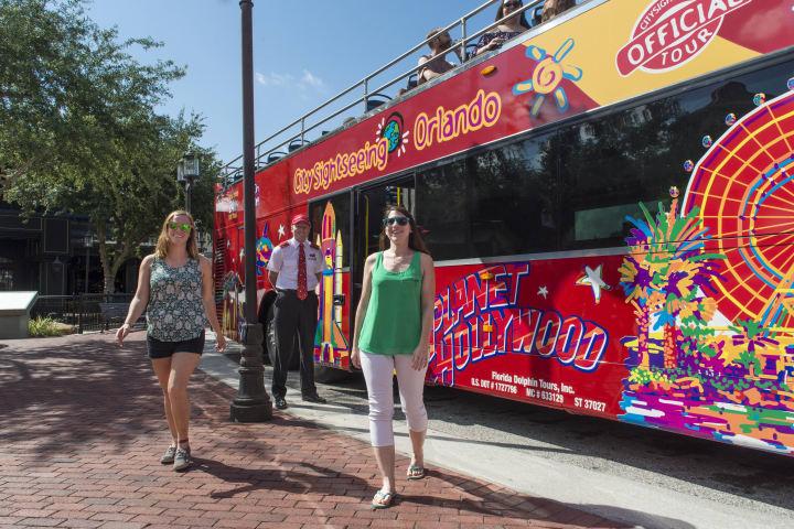 Combo Theme Park Express