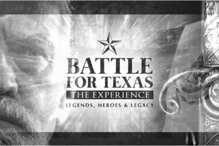 The Battle for Texas Live The Story!