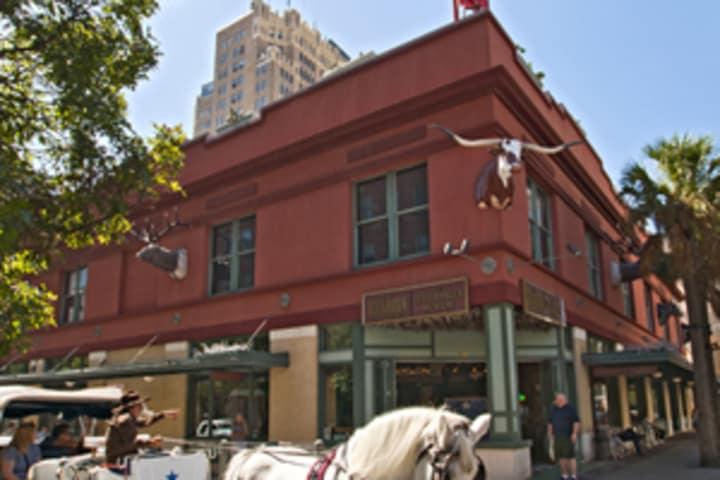 Buckhorn Saloon & Texas Ranger Museum