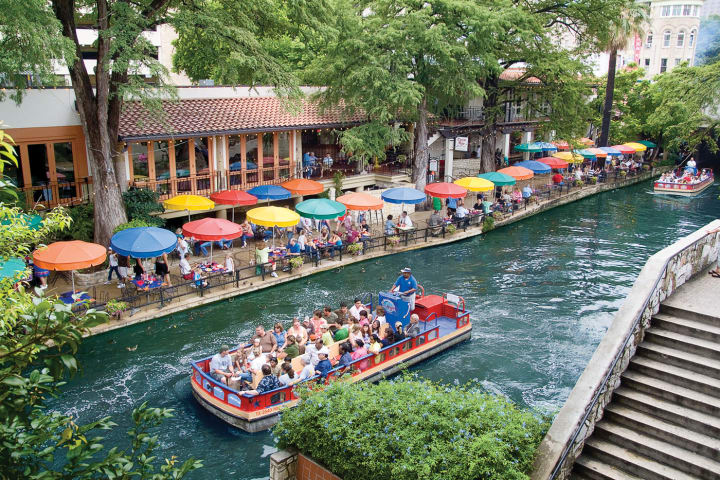 San Antonio River Cruise
