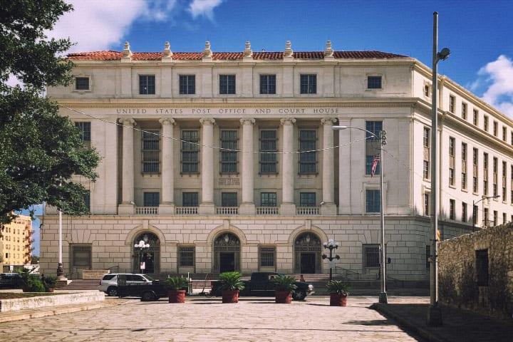 Hipolito Garcia Federal Building