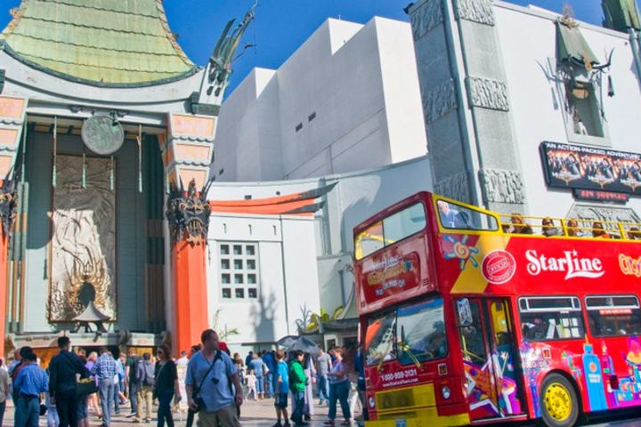 City Sightseeing Hop-On Hop-Off Double Decker City Bus Tour