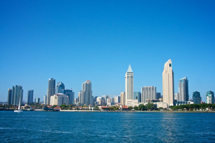 San Diego City and Shopping Tour