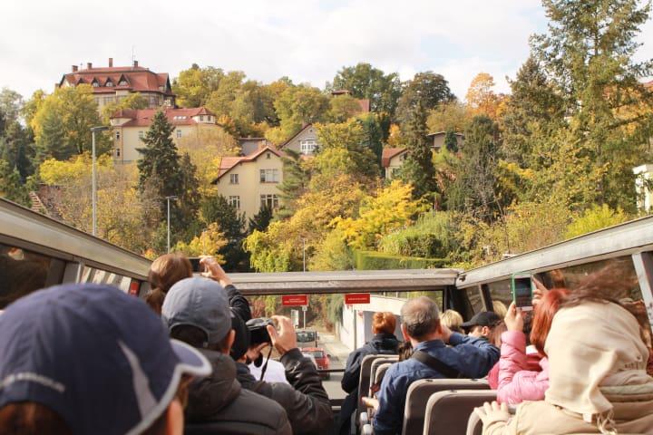 Bus & Jewish Quarter Tour