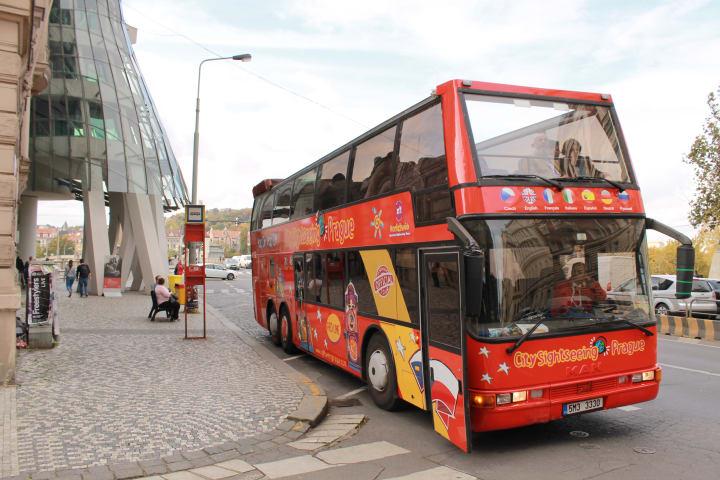 Bus & River Cruise & Jewish Quarter Tour & Castle Tour