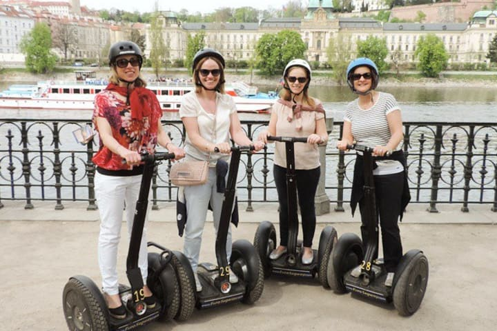 Euro Segway - Prague Segway Tours