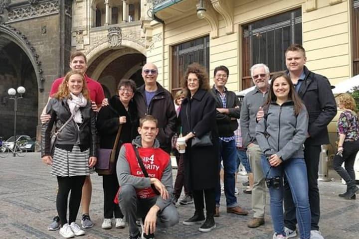 The Original Tour 4 Charity Prague