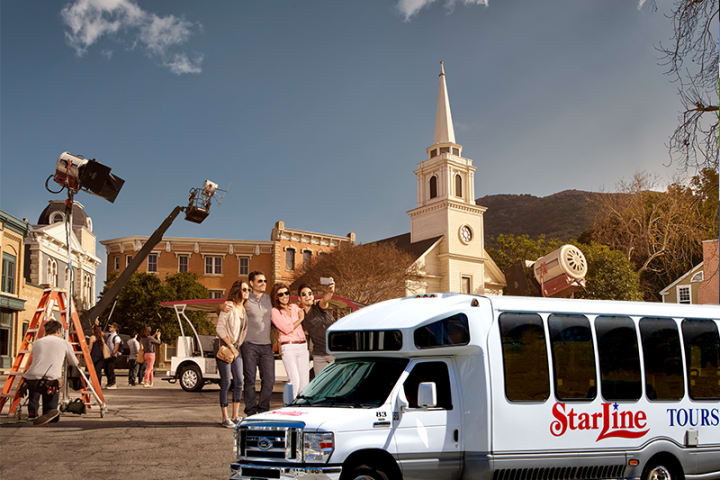 Transportation to Warner Bros. Studio - Roundtrip