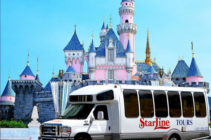 Roundtrip Transportation - Disneyland