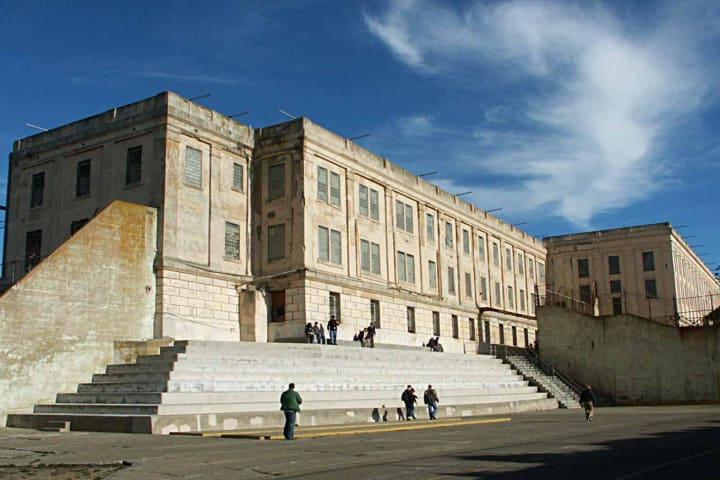 Alcatraz prision yard snud8c