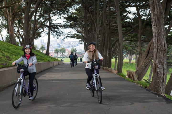 Bike Presidio Park