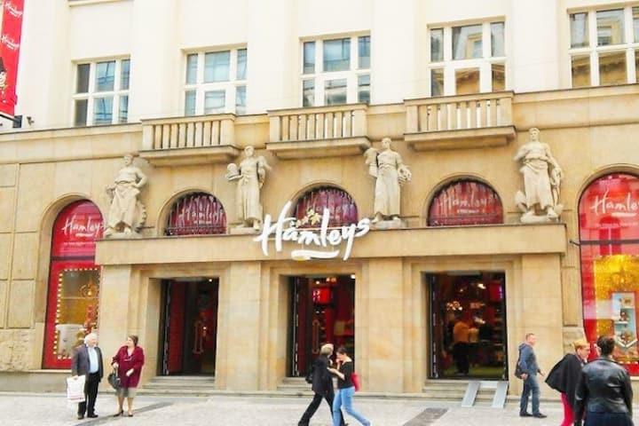 Prague's best Toy Store