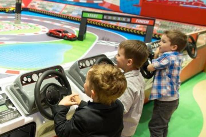 The Racing Cars