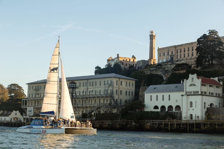 Alcatraz and Bay Sail Combo