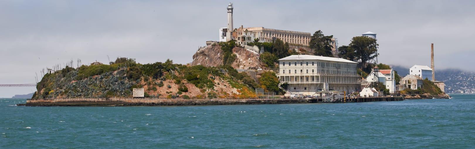Alcatraz Bikes and Tours