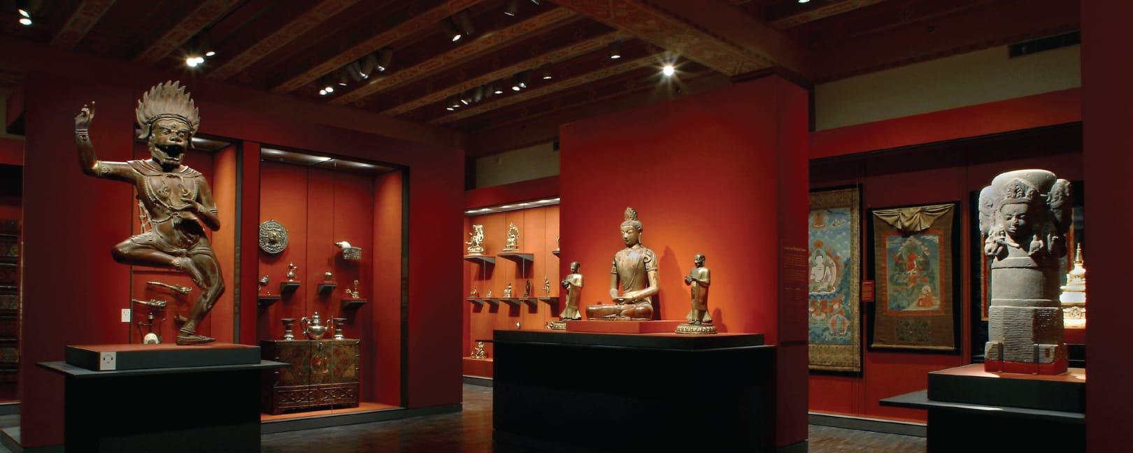 Asian art museum yaylue