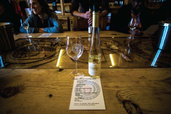 Robledo wine bottle ysotcl