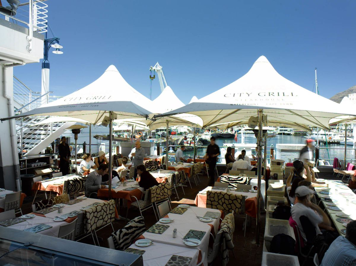 City Grill Restaurant (V&A Waterfront)