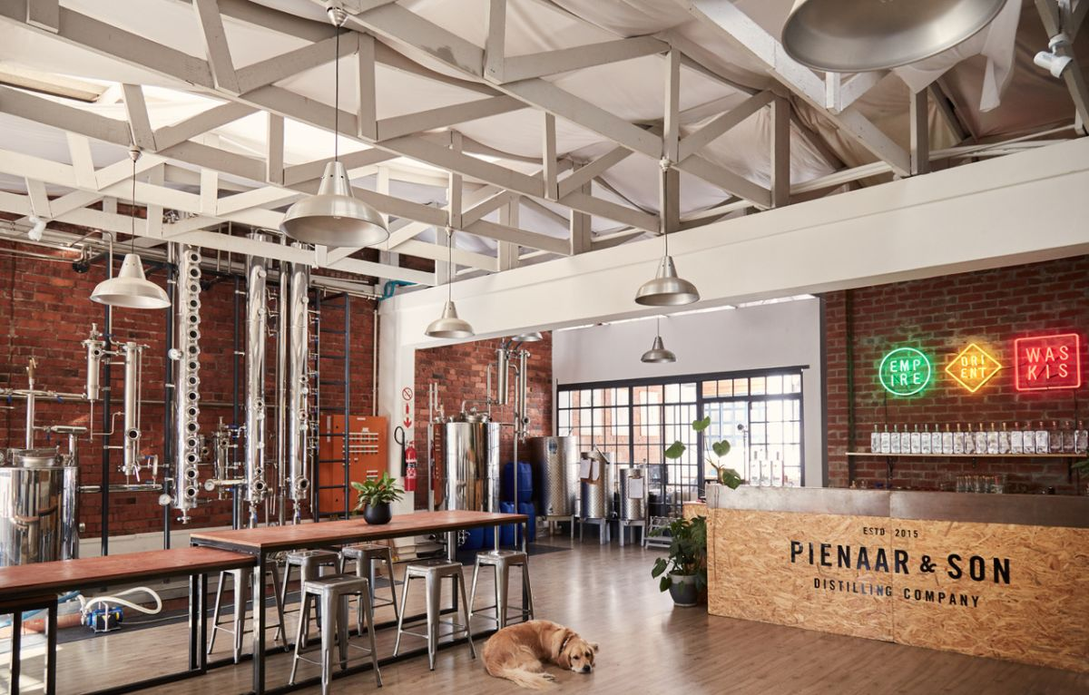 Pienaar & Son Distillery