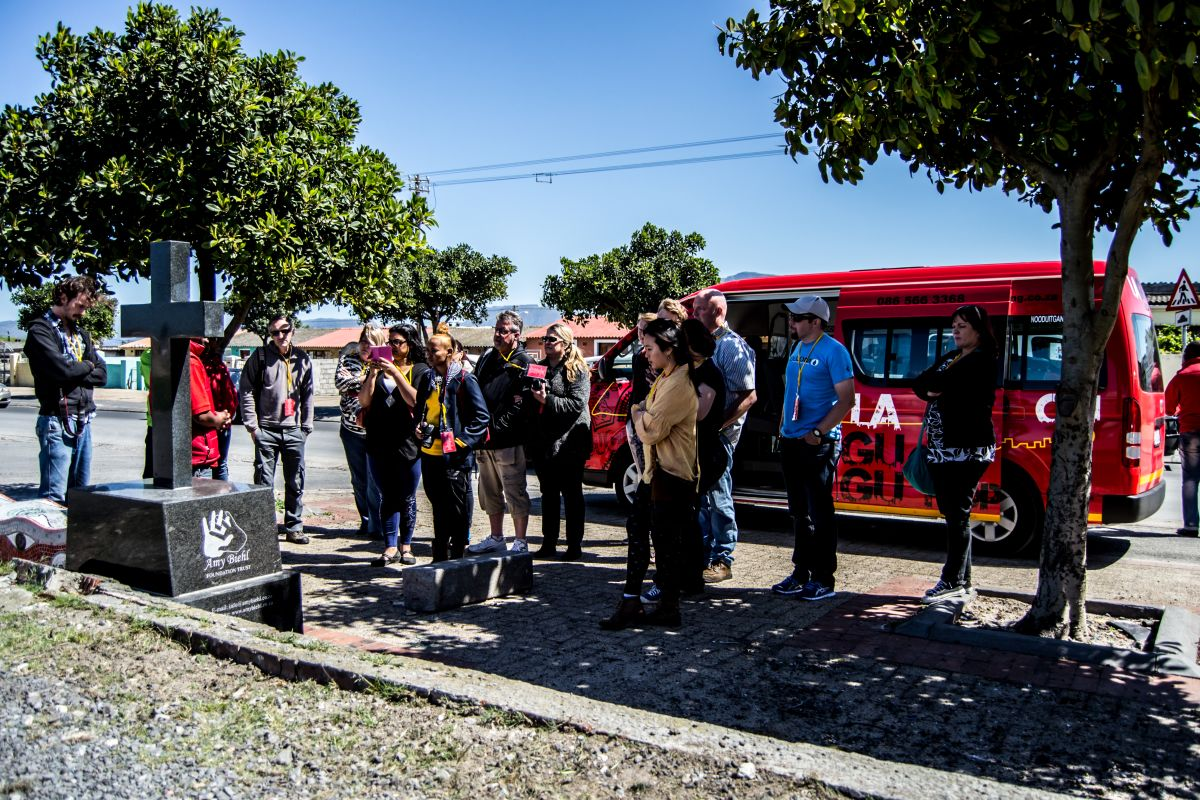 Langa & Gugulethu guided township tours