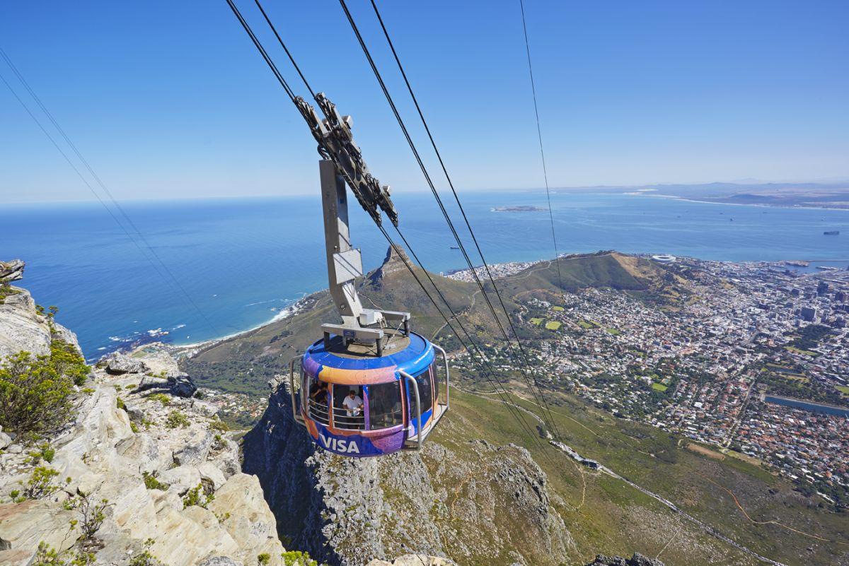 Table Mountain Aerial Cableway Return ticket