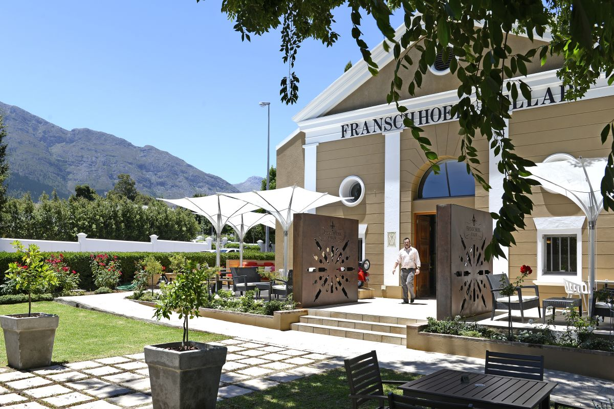 Franschhoek Cellars: Cheese & wine pairing