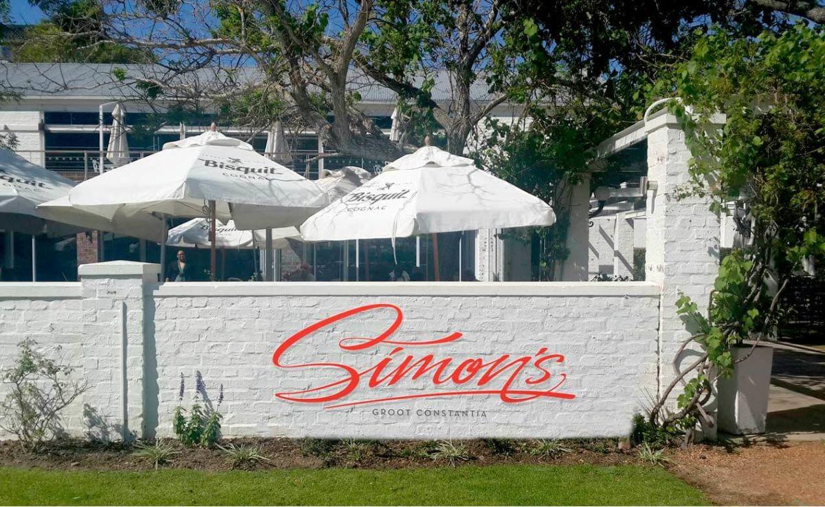 Groot Constantia Simons Restaurant