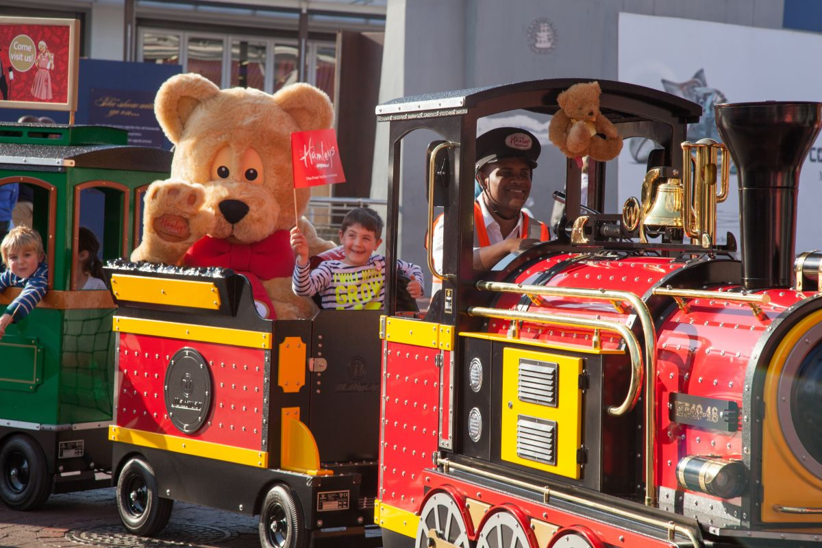 Hamleys Express Train (V&A Waterfront)