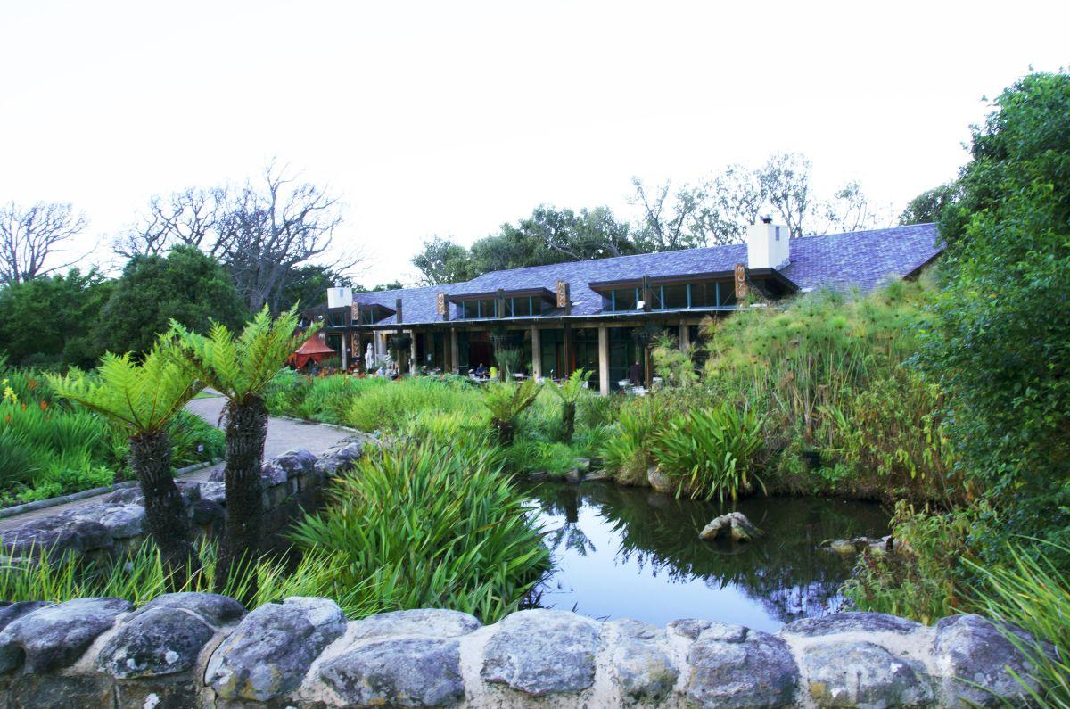 Moyo Restaurant @ Kirstenbosch