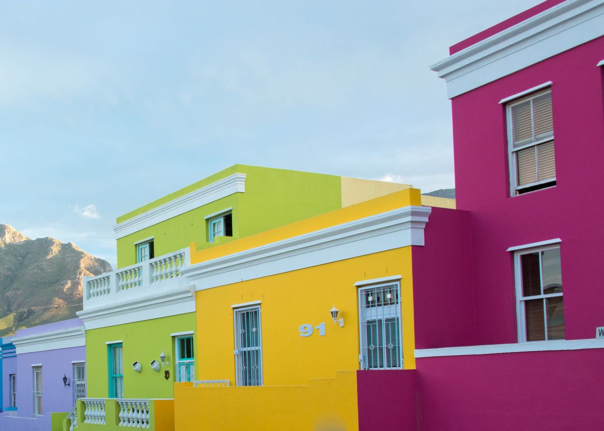 Bo Kaap Walking Tour
