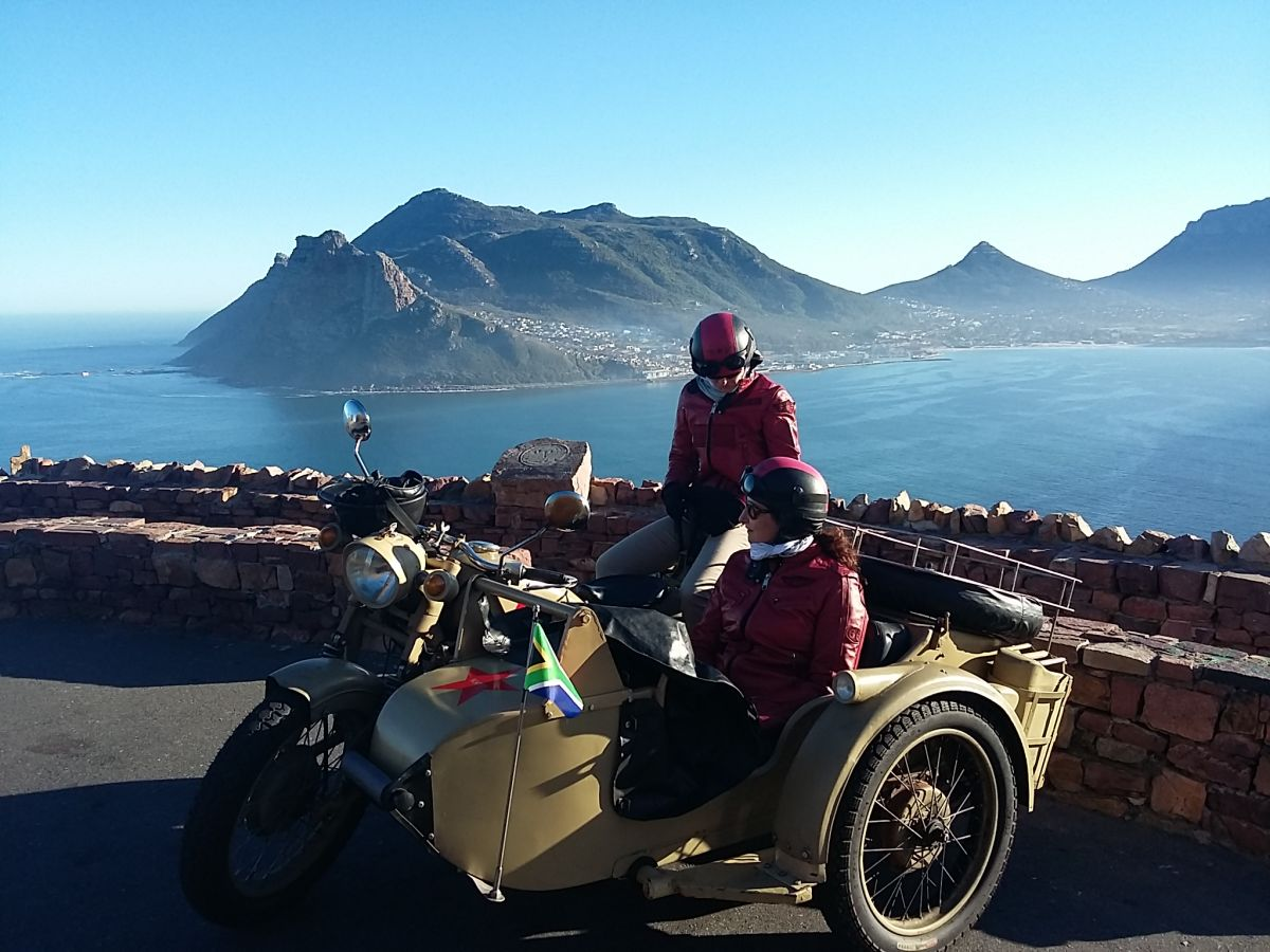 Cape Sidecar Chauffeured City Tour
