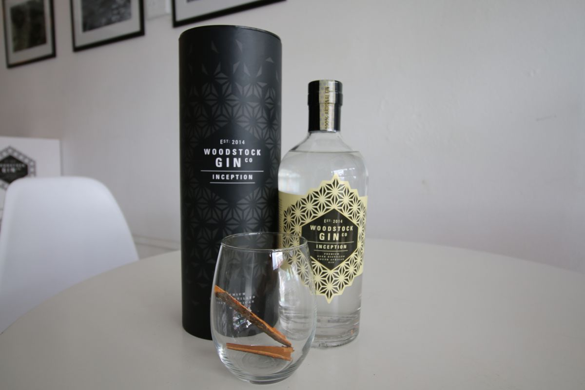 The Woodstock Gin Company: Gin tasting