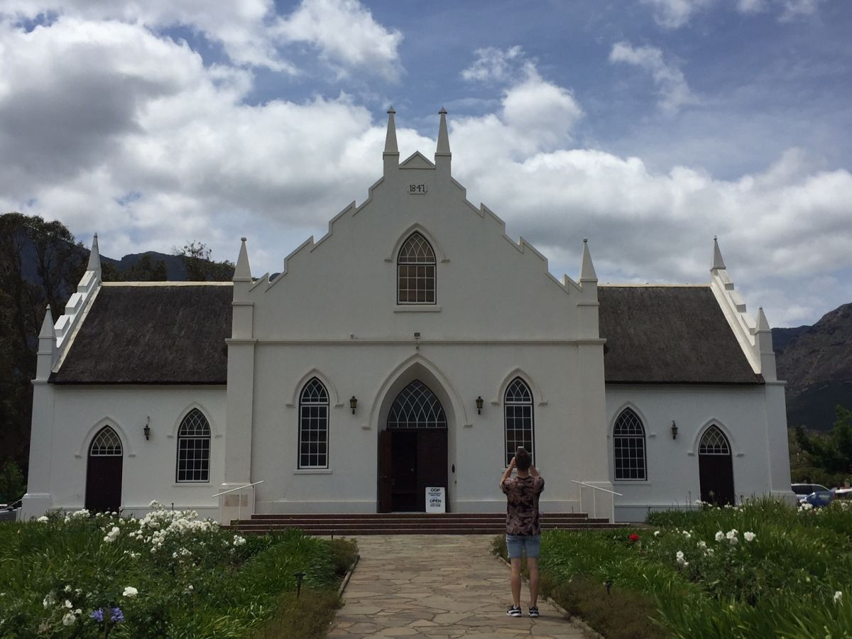 Franschhoek Free Historic Walk