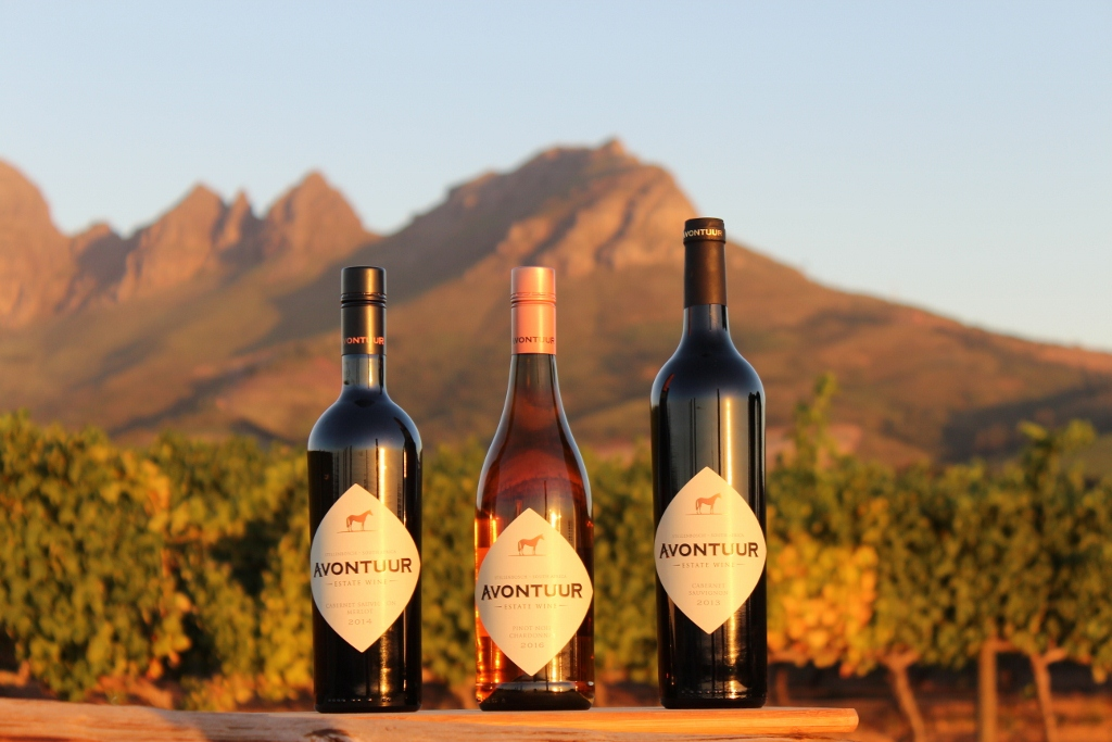 Avontuur Wine Estate: Tasting & bottle of Cabernet/Merlot