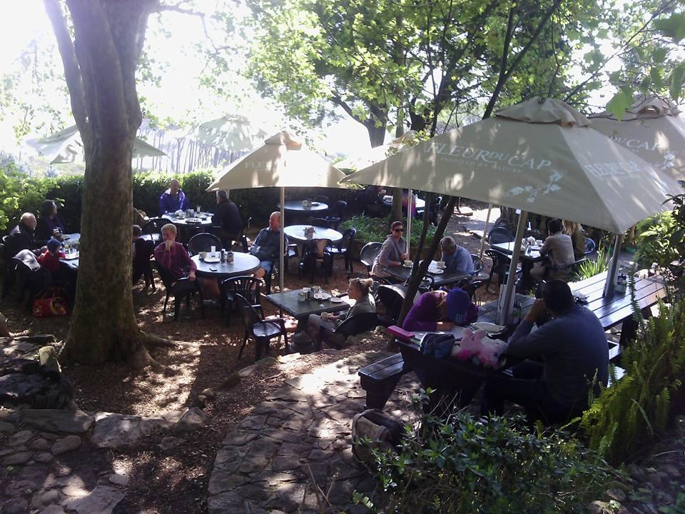 Rhodes Memorial Restaurant & Tea Garden