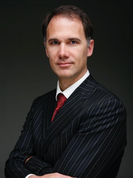 Dr. Aaron DeShaw portrait