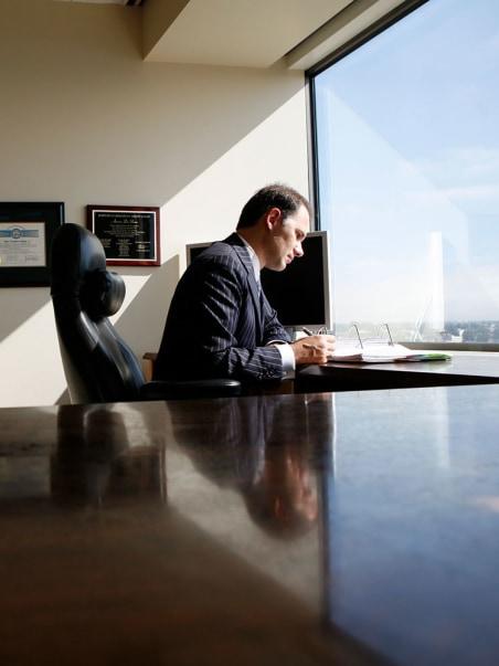 Dr. Aaron DeShaw, Esq.