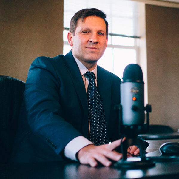 Ben Gideon, Elawvate Podcast