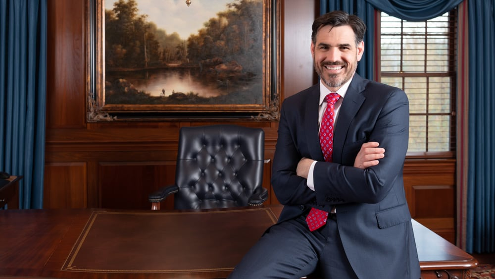 Photo of Dan Moore, The Moore Law Firm