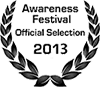 Awareness Film Festival 2013