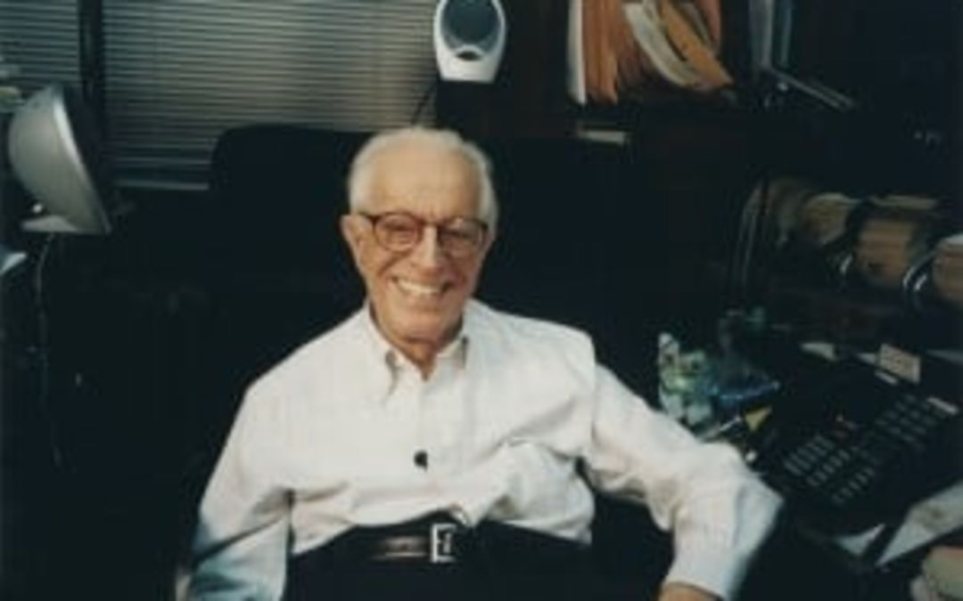 Anniversary of Dr Albert Ellis' Birthday